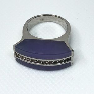 Stamped Sterling Siver 925 Ring